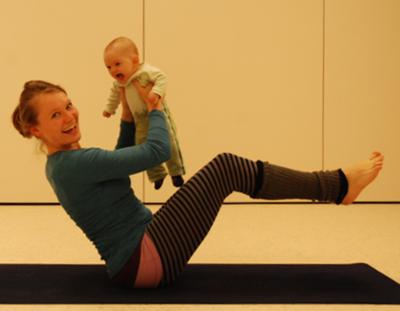 Mama & Baby Yoga - Postnatal